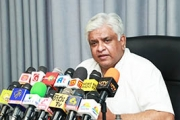 """Trincomalee tank complex was given to India in 2003. I'm trying to get few tanks under our control"""" Hon. Minister Arjuna Ranatunga says"""