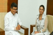 A discussion to enhance bilateral cooperation in the energy sector